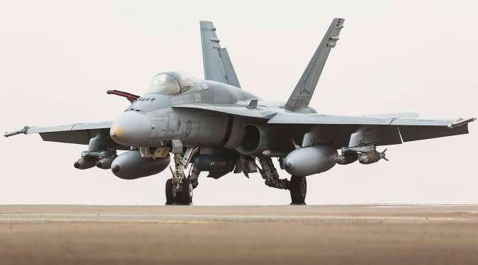 Australia Tarik Mundur Jet Tempur dari Koalisi Anti-ISIS di Irak