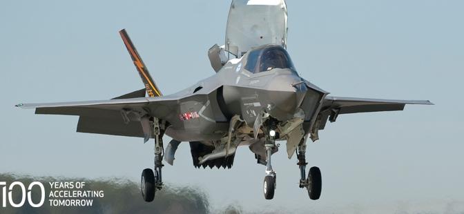 Jet Tempur F-35 Bakal Mulai Terlibat Pertempuran Tahun 2018