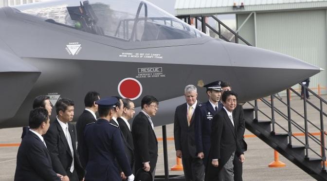 Jepang Akan Dilengkapi dengan 42 Unit F-35 pada Akhir Januari