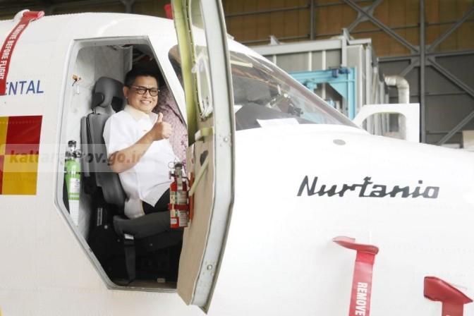 Target Kontrak Pembelian April, Pesawat N–219 Sudah di Kaltara Tahun 2019