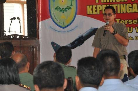 Haryo B. Rahmadi, Pengajar Pasca Sarjana Universitas Pertahanan Indonesia (Istimewa)