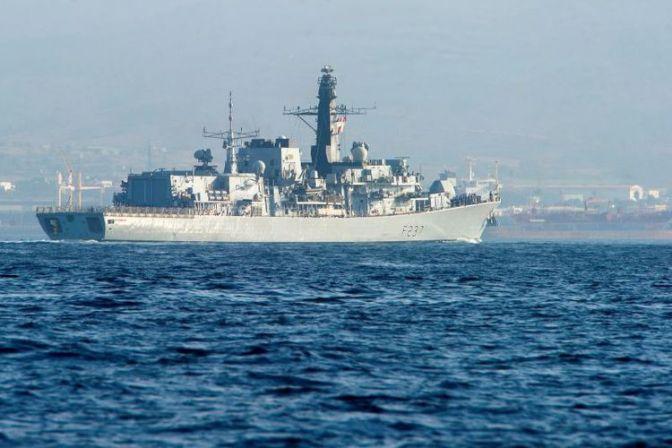 Intensitas Kontak Kapal Perang Angkatan Laut Inggris dengan Rusia Terus Meningkat