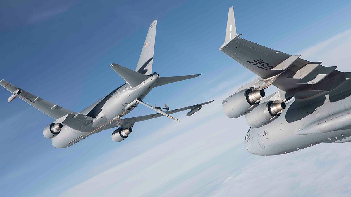 "Tanker TNI AU : ""KC-46A Pegasus"" atau Airbus A330"