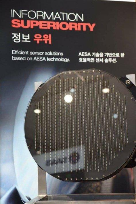 KF-X Radar (Istimewa)