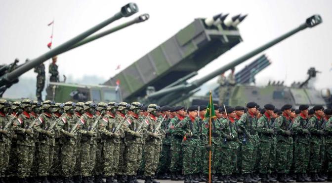 Kaltara Siapkan 26 Ribu Hektare Lahan Untuk Penempatan Pasukan TNI