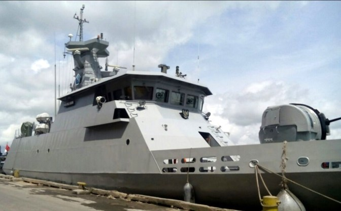 PT PAL Targetkan Garap Empat KCR dan Dua Kapal Perang Perusak Kawal Rudal pada 2018