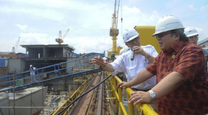 Bappenas Mengapresiasi Upaya PT PAL yang Fokus pada Infrastruktur Pemeliharaan Kapal