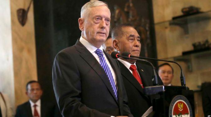 Amerika Serikat Siap Bantu Indonesia Perangi ISIS