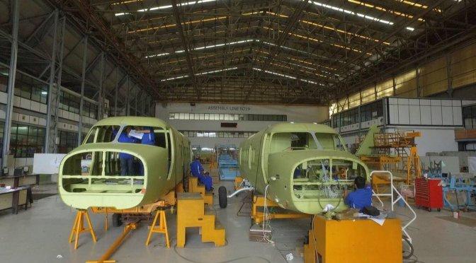 TAI dan PT DI Bahas Perjanjian Kerangka Kerja dan Perluasan Produksi UAV