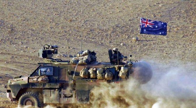 Ambisi 'Negeri Kanguru' Jadi Eksportir Peralatan Militer Teratas