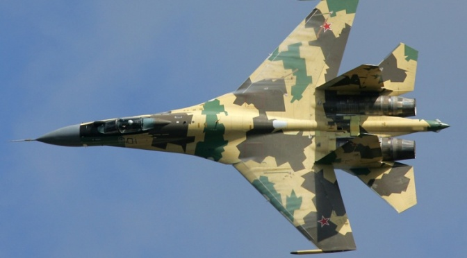 Vladimir Kozhin : Rusia – Indonesia Tandatangani Kontrak Pembelian Su-35