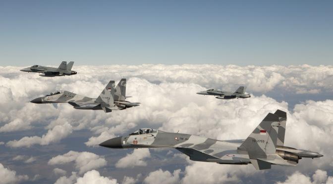 TNI AU Tingkatkan Maritime Air Support
