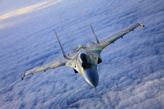 Rusia Mulai Menjalankan Kontrak Pembelian Su-35 Indonesia