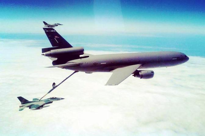 Dua F-16 segera Tiba dari Amerika Serikat