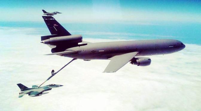 Pengiriman F-16 Hibah AS Kembali Ditunda Karena Tanker Bermasalah