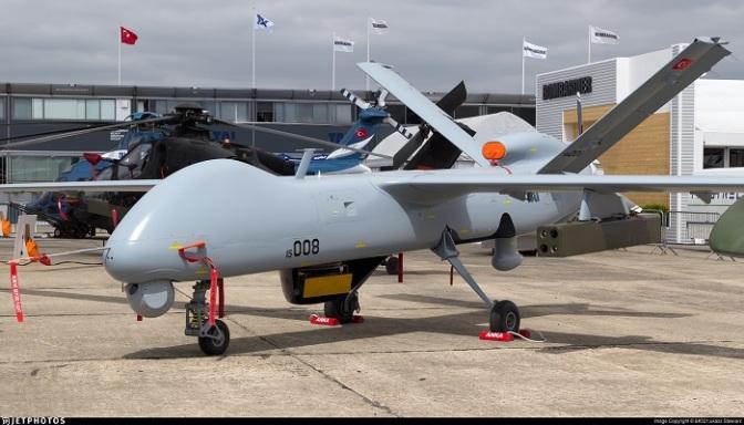 Potensi Penjualan T129 Atak dan UAV Anka II