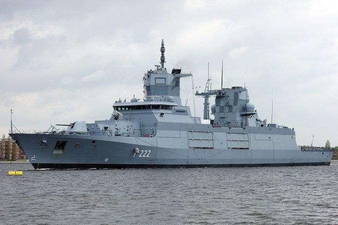Jerman 'Kehabisan' Kapal Perang yang Andal