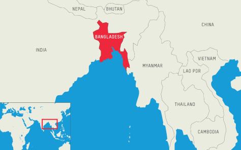 Bangladesh (Oxfam)