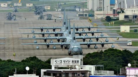 Base militer AS di Jepang (dpa)