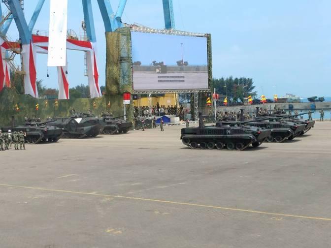 Rusia Mengkonfirmasi Kesiapannya untuk Memasok Batch Baru BMP-3F ke Indonesia