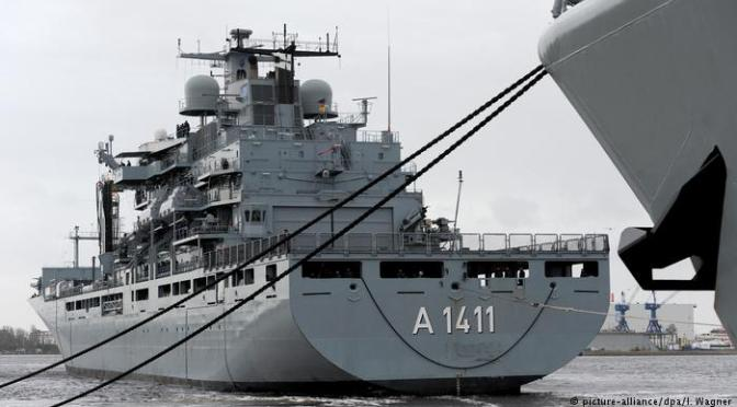 Jangan Ada Lagi Misi Luar Negeri untuk Marinir Jerman