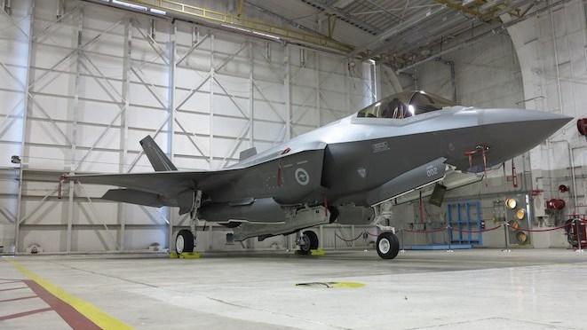 F-35 AU Australia Belum Siap Tempur Karena Masalah di Sistem Senjata