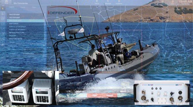 Indonesia memilih iDEFENDER IDE untuk Operasi Interdiksi Maritim