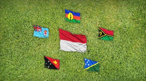 Indonesia dan Melanesia Spearhead Group's (Papua News)
