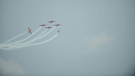 JAT Lakukan Latihan Perdana Jelang Tampil di Singapore Air Show (Dok. TNI AU)