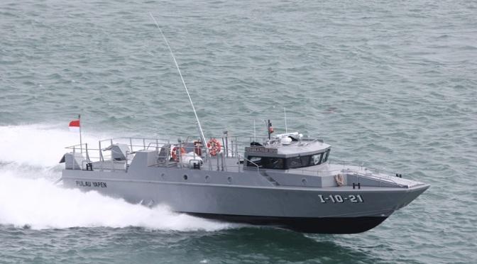 Danlantamal IV Tanjungpinang  Resmikan Kantor Satuan Kapal Patroli