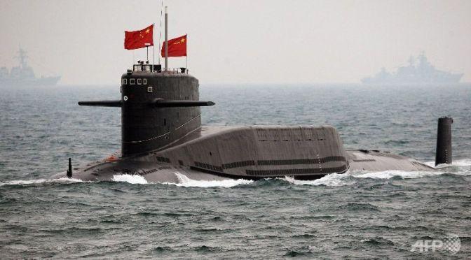 Tiongkok Berencana Pasang Kecerdasan Buatan di Kapal Selam