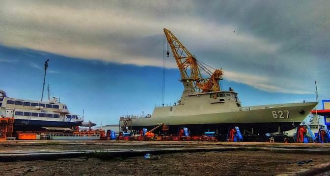 Progres Pembangunan KCR-60 M Batch #2 (foto) Part 5