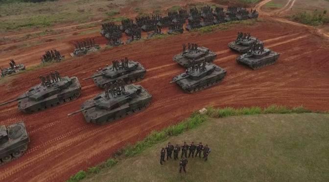 Militer Asia Peka Terhadap Kebutuhan Kendaraan EO / IR
