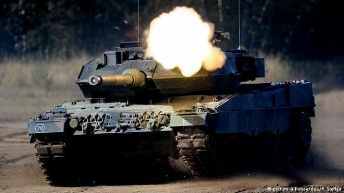 Bundeswehr Kekurangan Panser untuk Penuhi Misi NATO