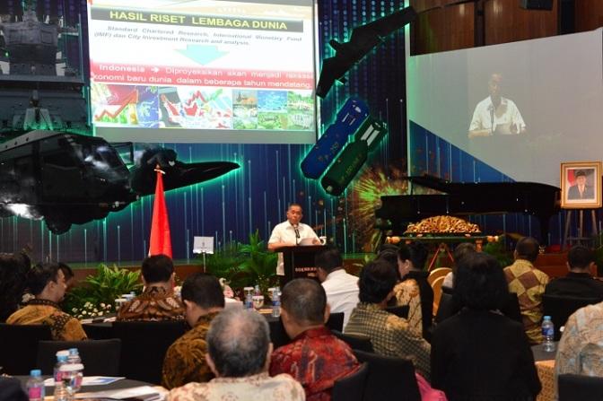 Inhan Swasta Berharap Dukungan Pemerintah