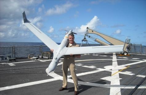 UAV Insitu ScanEagle (Drone War) E