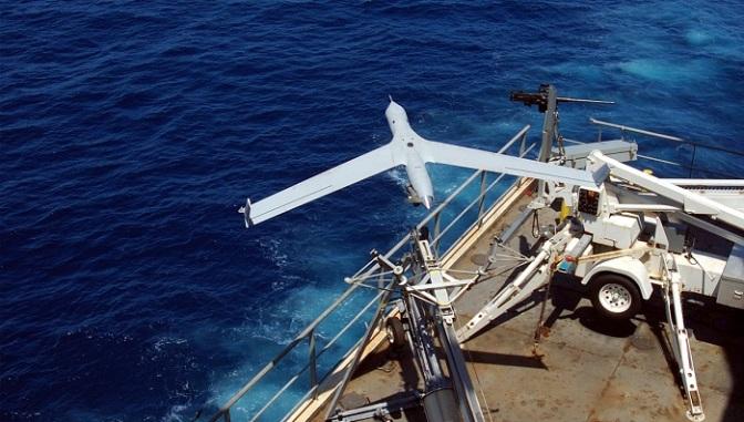 Angkatan Laut Indonesia Menerima Empat UAV ScanEagle pada Tahun 2018