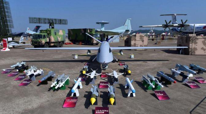 Indonesia Akuisisi Empat Unit Wing Loong I dari China