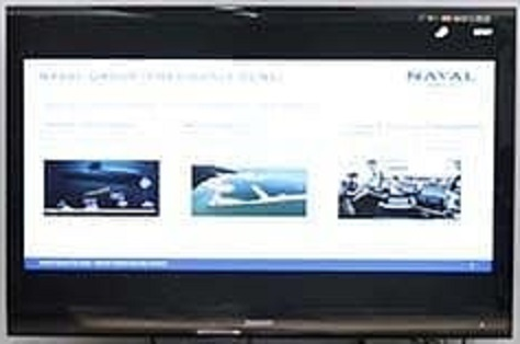 DCNS Grup Jajaki Kerjasama Bidang Kemaritiman Nasional dengan PT PAL 1