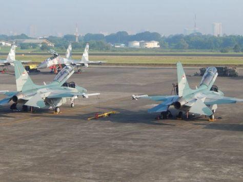 F-16 dan Su-30 (Intisari)