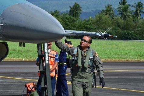 F-16 TNI AU VS USAF dalam Cope West 2018 (TNI AU) 2