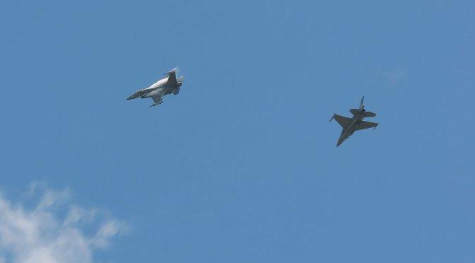 Cope West 2018, Latihan Tempur TNI AU dengan USAF