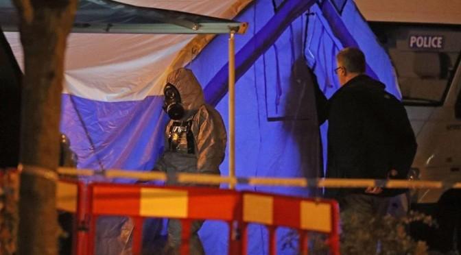 Inggris Kerahkan 180 Personel Terkait Kasus Pembunuhan Eks Mata-mata Rusia