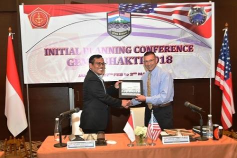 IPC Gema Bhakti 2018 TNI - USPACOM Resmi di Tutup