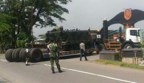 M 113 TNI AD 3 (Kostrad)