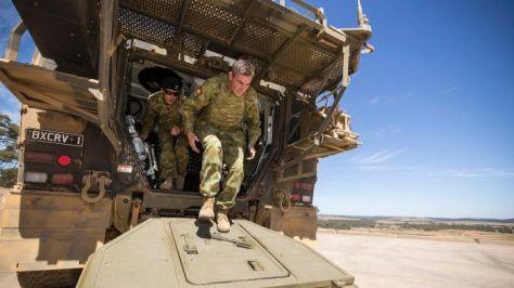 Rheinmetall Boxer CRV (DoD Australia) 1
