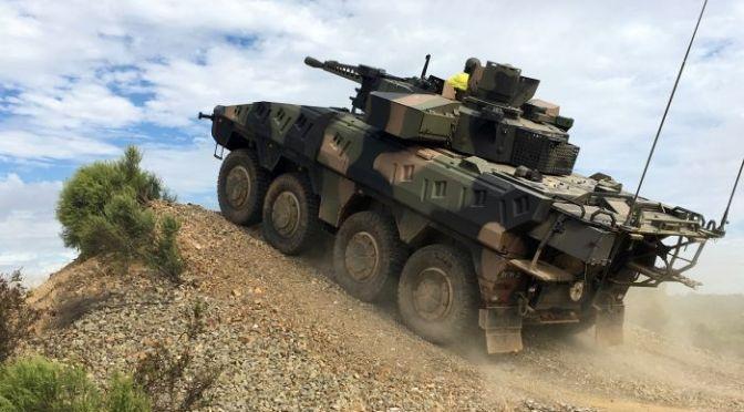 Angkatan Darat Australia Pesan 211 Kendaraan Tempur Baru