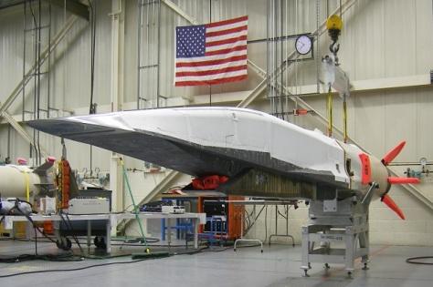 Rudal Hypersonic AS (Istimewa)