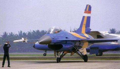 Tim Aerobatik Elang Biru TNI AU (TNI AU) 1