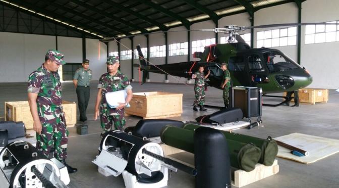 Uji Tembak Fennec TNI AD